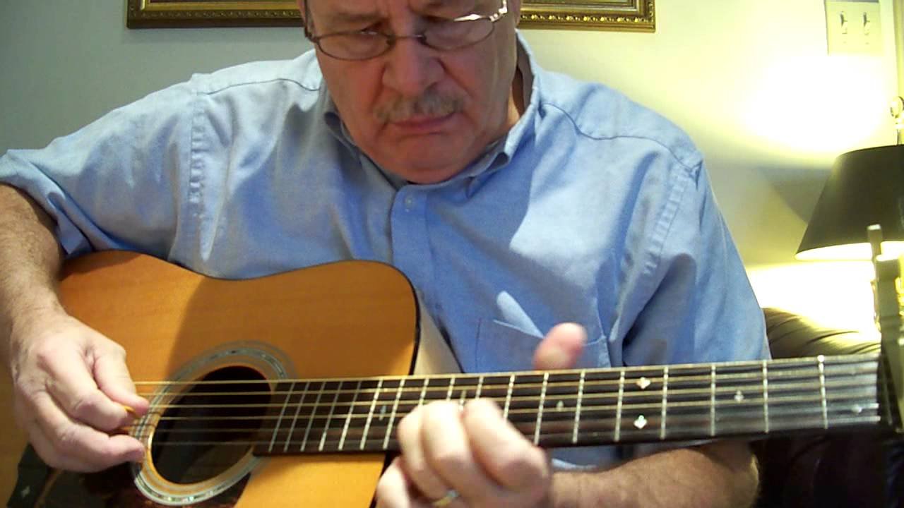 """""""Mary, Did You Know?"""" Christmas Song on Acoustic Guitar - YouTube"""