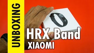 Xiaomi Mi Band HRX Edition Unboxing in Tamil