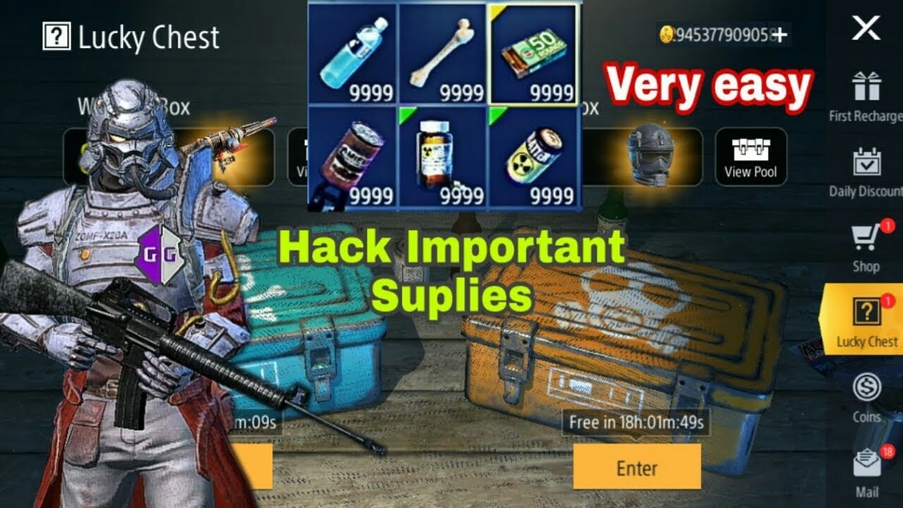 Z Shelter Survival New Version Update Hack Unlimited Suplies To