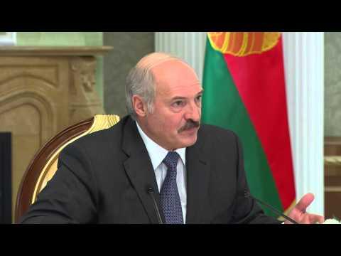Интервью Лукашенко Еврорадио и другим негосударственным СМИ (часть 2)