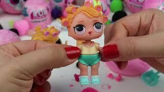 LOL Sürpriz Bebekler Çarkıfelek Challenge ! Bidünya Oyuncak