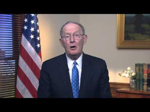 Lamar Alexander delivers the Weekly GOP Address