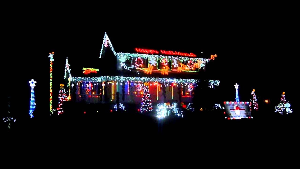 deck the halls christmas lights set to music - How To Set Christmas Lights To Music