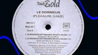 """Gambar cover PLEASURE GAME  """"Le Seigneur Des Tenebres"""" (B2)  1991"""