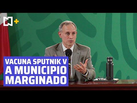 Vacuna Sputnik V en México: López-Gatell dice dónde se usará   #NoticierosTelevisaPlus