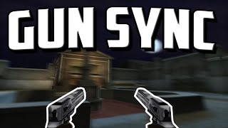 [CF/AL] GUN SYNC #18 | CARTOON - ON & ON