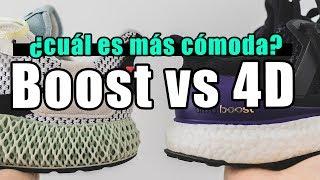 Adidas BOOST VS 4D Batalla EPICA por el TENIS MÁS COMODO thumbnail