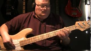 The Carpenters Close To You (They Long To Be) Bass Cover with Notes & Tablature