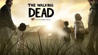 Ходячие Мертвецы: игра (1 сезон) #1 (без комментариев)