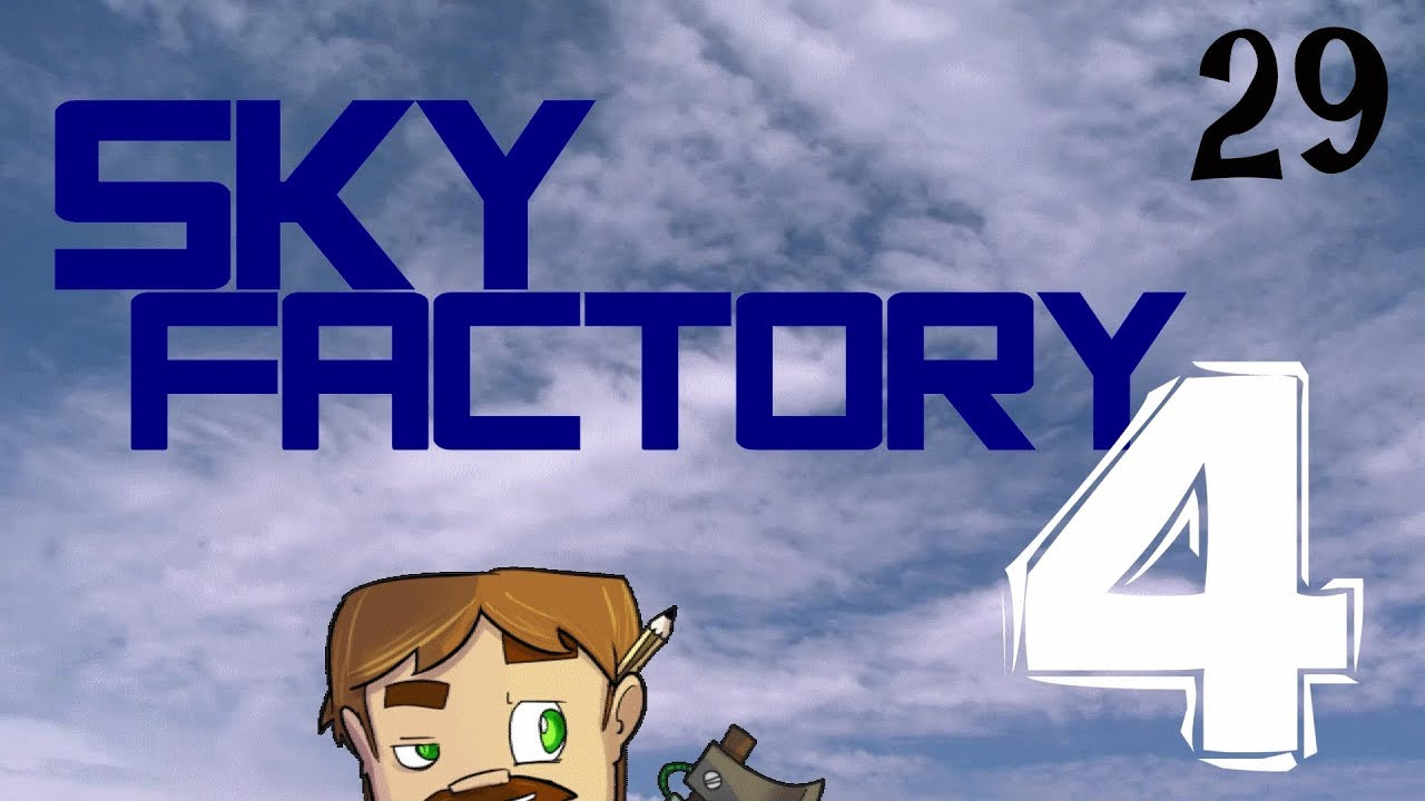SkyFactory 4: Modded Minecraft: Episode 29: Seeds, Chunks, and