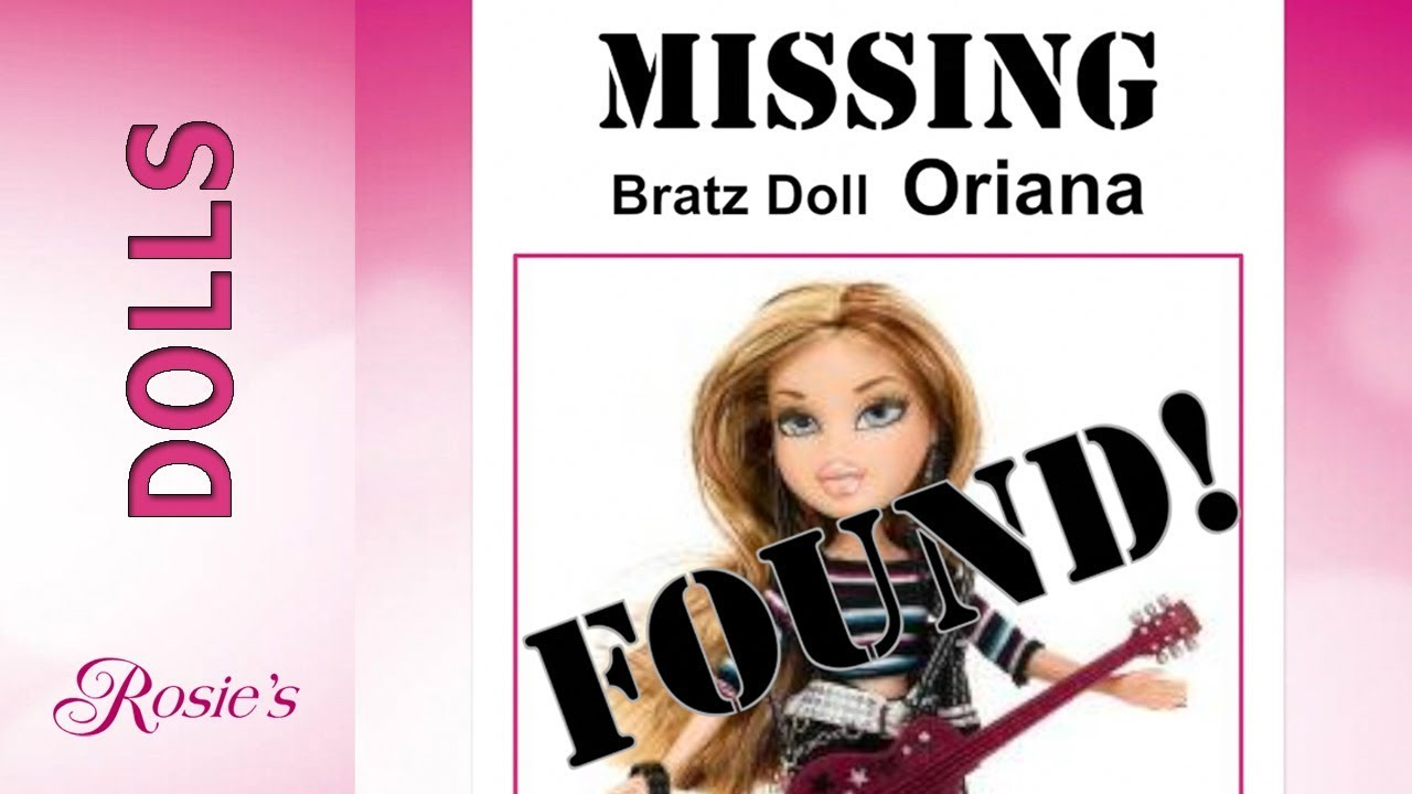 bratz oriana found triplets makeover coming youtube