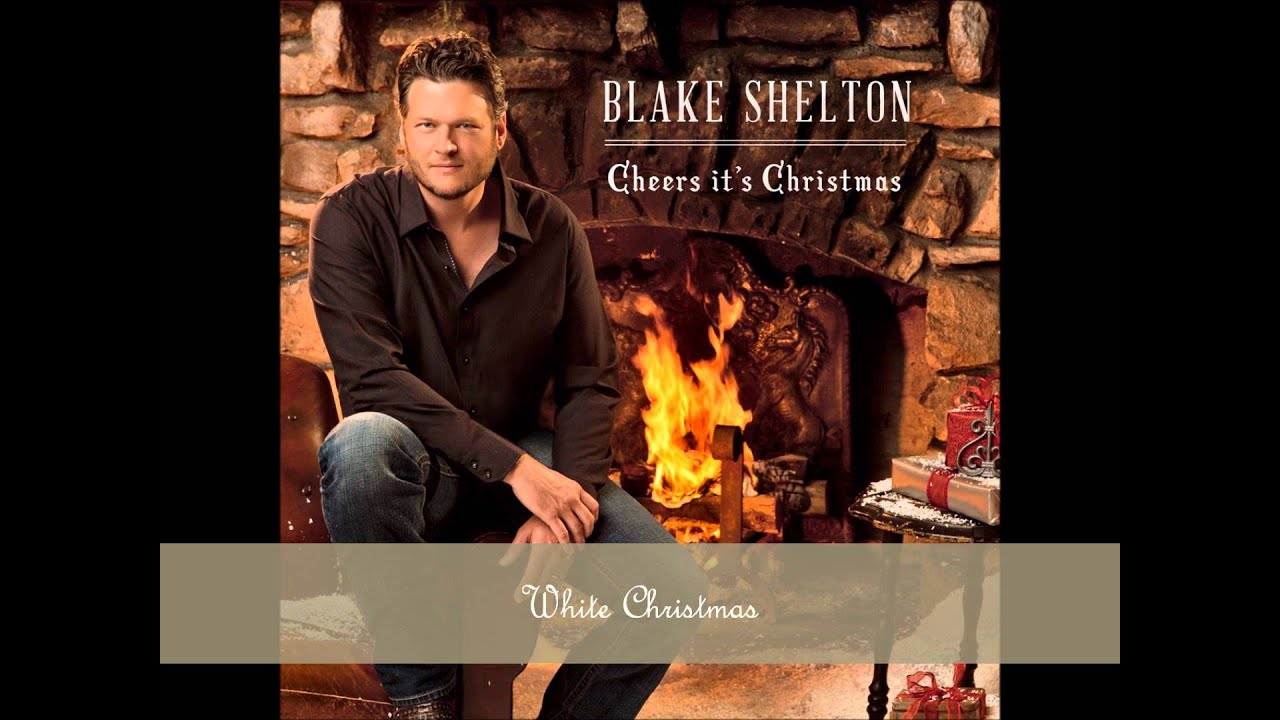 white christmas by blake shelton album cover hd youtube - Blake Shelton Christmas Album