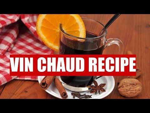 HOW TO Make Vin Chaud Mulled Wine Glühwein | Beaujolais Nouveau 2019