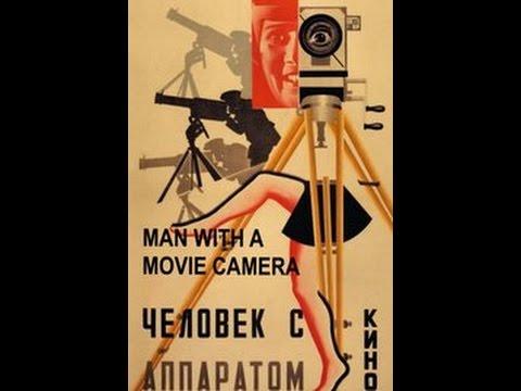 Man With A Movie Camera / L'Homme à la caméra (Dziga Vertov) (1929) (With subtitles)