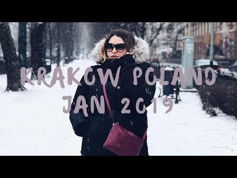 WHAT TO DO IN 48 HOURS IN KRAKOW, POLAND | TRAVEL VLOG JAN 2019
