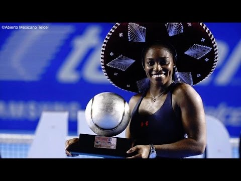 Sloane Stephens VS Dominika Cibulkova Highlight Acapulco 2016 F