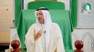 السيد مصطفى الزلزلة - دعاء الإمام الحسن المجتبى عليه السلام  عند دخول المسجد