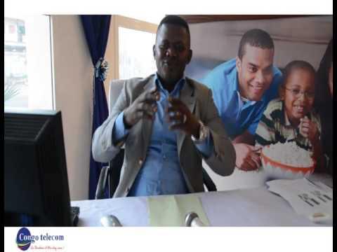 Congo telecom A CHAQUE MENAGE SA FIBRE OPIQUE