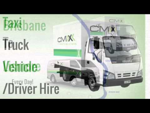 CMX Tansport Solutions - Lismore To Brisbane Every Day