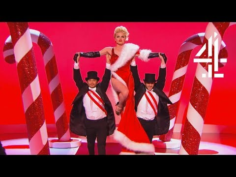 Courtney Act's Christmas Extravaganza!