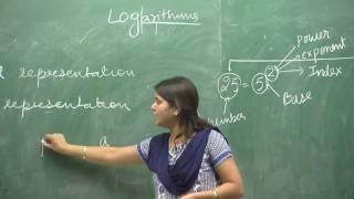 Logarithms by Hansa Soni Tomer (HST) Sir (ETOOSINDIA.COM)