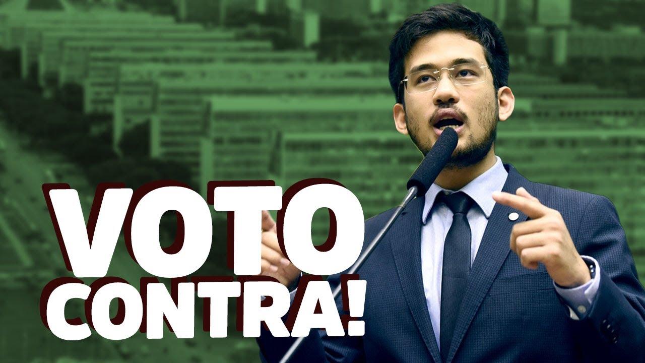 NÃO VOTO reforma que MANTENHA PRIVILÉGIOS!