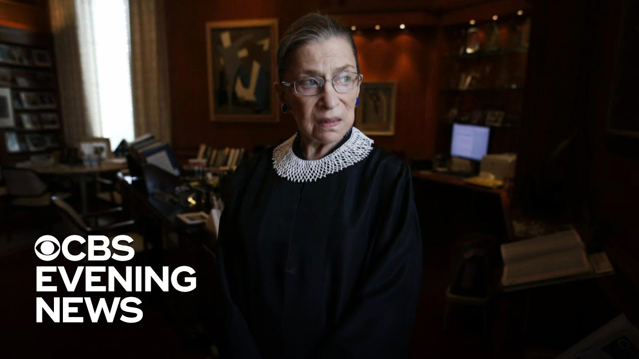 Ruth Bader Ginsburg: Spreme Court justice admitted to hospital ...
