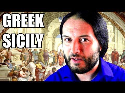 History Of Greek Colonies In Sicily