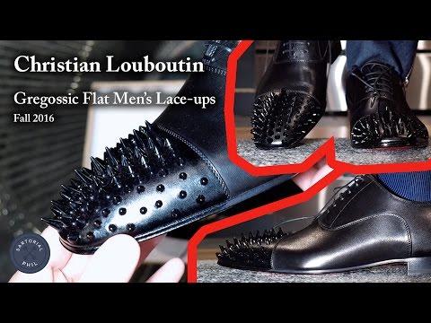 Christian Louboutin Gregossic Flat Men
