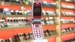 Nokia 6103 Red - review