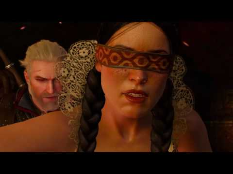 The Witcher 3: Wild Hunt - Blindingly Obvious (Triss romance)