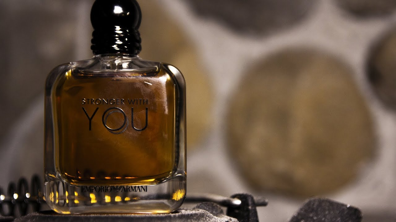 f9bf3302cca Emporio Armani Stronger With You - Fragrance Cologne Review