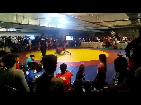 AVJV Sports club national championship grappling federation of India Delhi