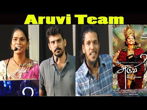 Aruvi Movie Team Press Meet | Arun Prabu |...