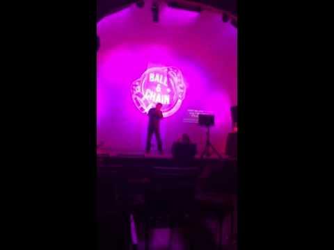Ball and chain karaoke