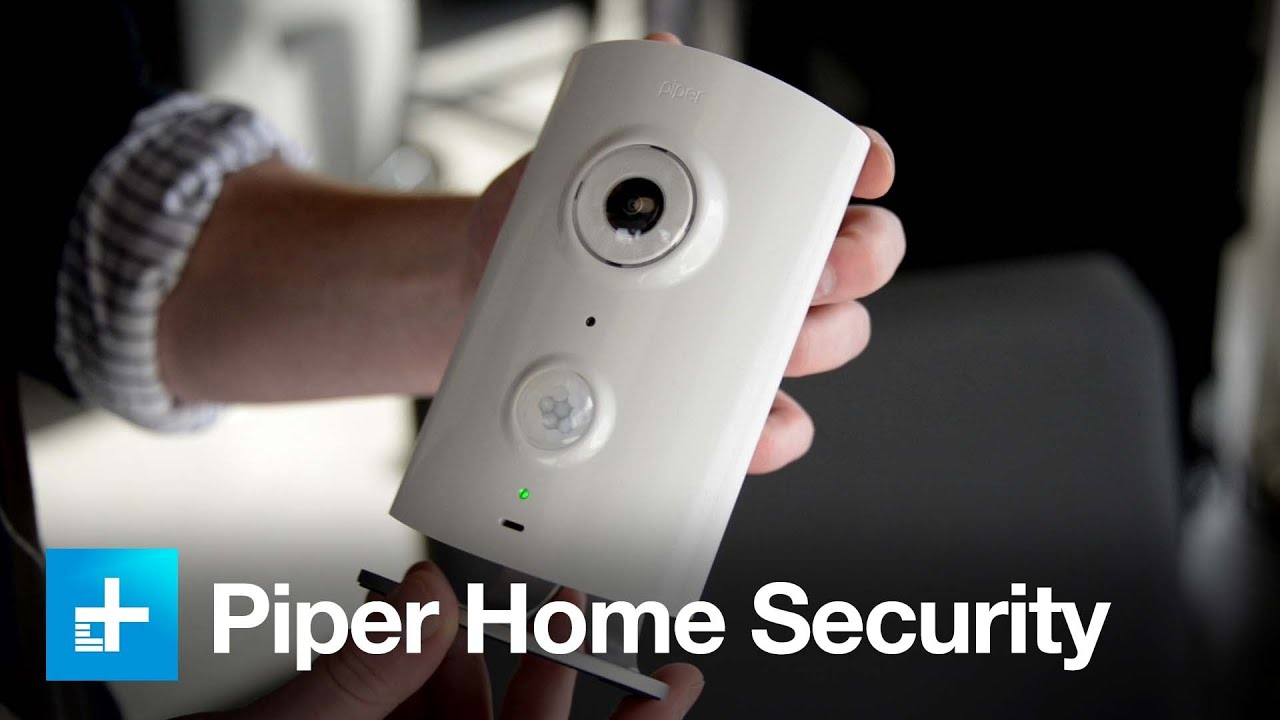 Piper Home Security >> Piper Home Security Camera Hands On Review Youtube