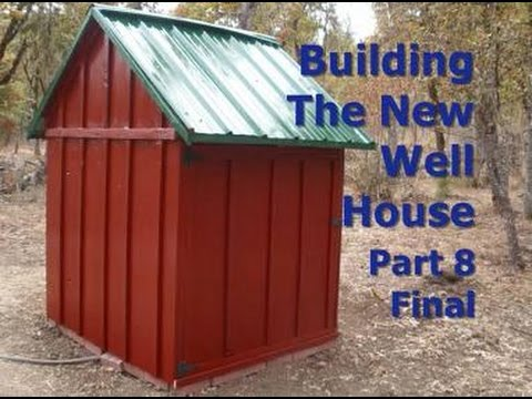 Building a new well house part 8 youtube - When building a house ...