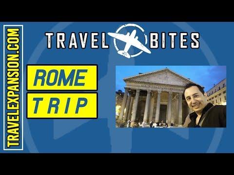 Travel Bites - Rome Trip