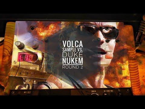 Jamuary 2020 #2 - Volca Sample VS. Duke Nukem Round 2