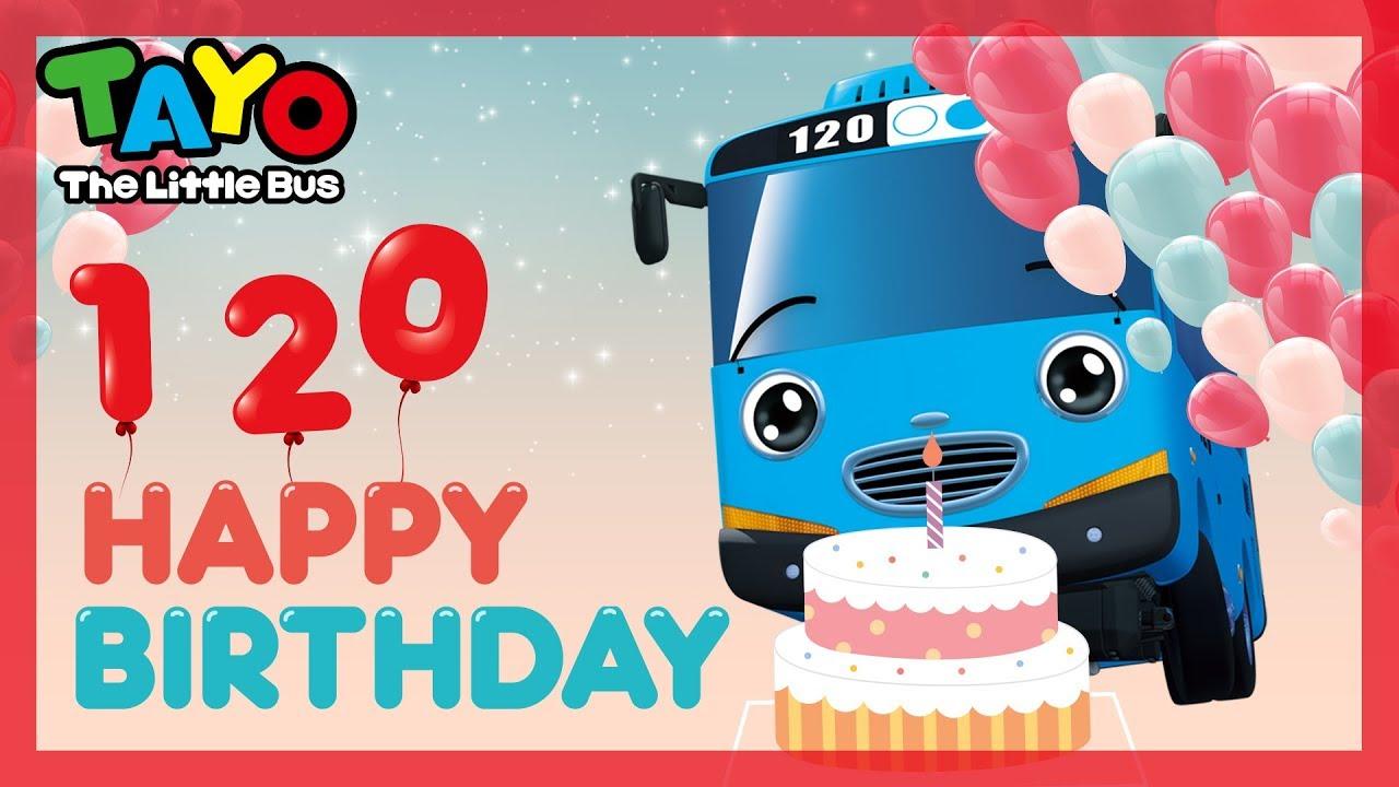 Unduh 97+ Gambar Tayo Happy Birthday Terbaik Gratis