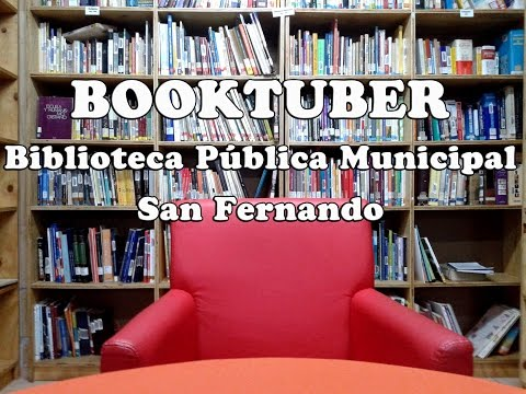 Booktuber San Fernando