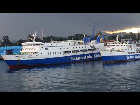 Cagayan de Oro Port (Macabalan Port) - Lite Ferry 8, Trans-Asia 3 & Asia Philippines