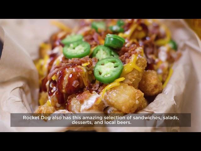Fresno Flavor: Rocket Dog