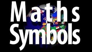 Maths Symbols | Learn English