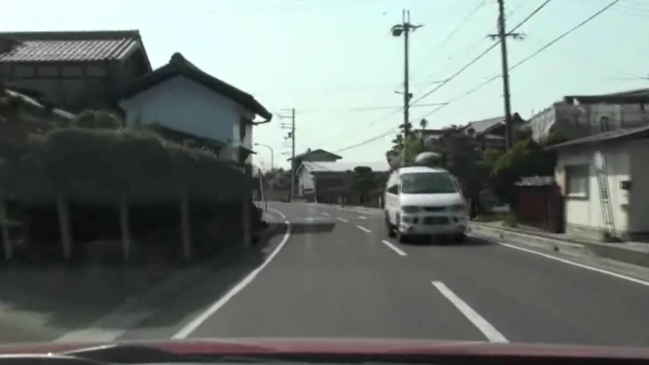 滋賀県道完全走破 168号下羽田市...