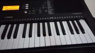 Easy to play Vikram vedha bgm tutorial psr e363