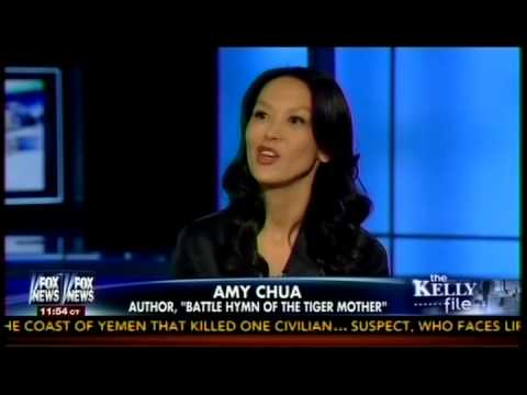 """Amy Chua(Tiger Mom) & Jed Rubenfeld talk about their new book """"The Triple Package"""""""