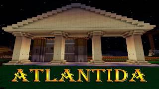 MINECRAFT: Atlantida + Save do Mapa para Baixar =]