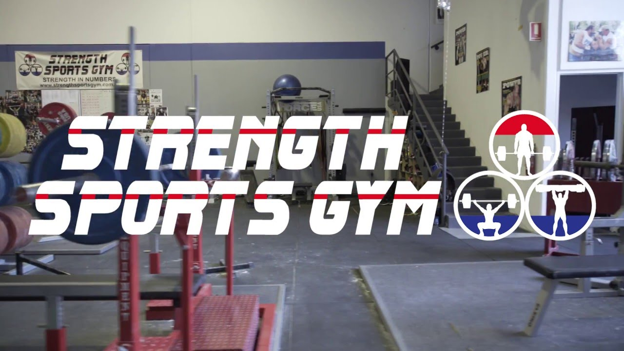 Strength sports gym tour youtube
