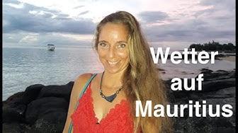 Wetter auf Mauritius